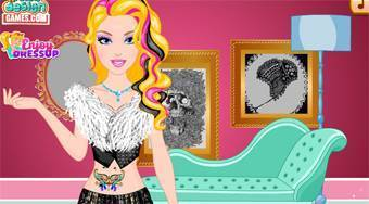Barbie Tattoo Design | Mahee.fr