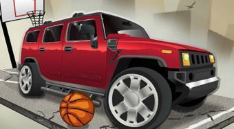 Basketball Court Parking - Game | Mahee.com