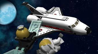 Lego City: Space Expedition - jeu en ligne | Mahee.fr