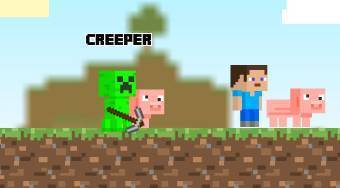 Creep Craft 2 | Free online game | Mahee.com