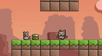 Burger Cat - Game | Mahee.com