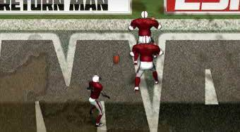 Return Man 2: Mud Bowl - online game | Mahee.com