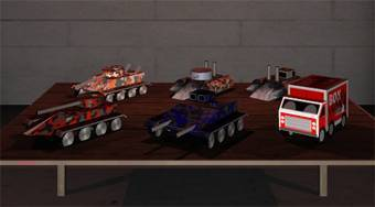 Box Tank Pre-Emptive | Free online game | Mahee.com