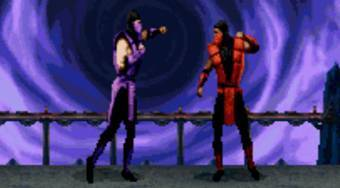 Ultimate Mortal Kombat 3 - online game | Mahee.com
