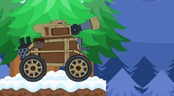 Winter Tank Adventure - Le jeu | Mahee.fr