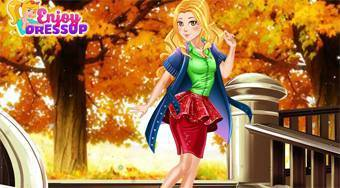 Cinderella Rainy Day Fashion | Free online game | Mahee.com