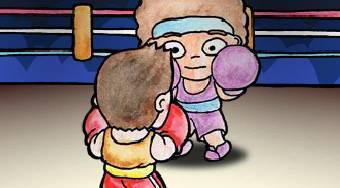 Ringside Hero | Free online game | Mahee.com