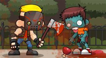 Beat the Zombie! - Game | Mahee.com