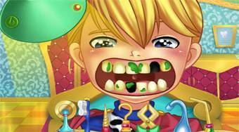 Royal Dentist - Game | Mahee.com