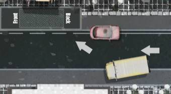 Winter Bus Parking School | El juego online gratis | Mahee.es