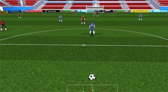 Indonesia Soccer League - online game | Mahee.com