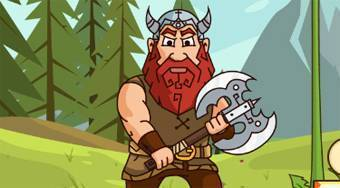 Oswald the Angry Dwarf | Free online game | Mahee.com