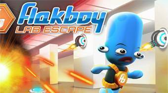 Flakboy Lab Escape - Le jeu | Mahee.fr