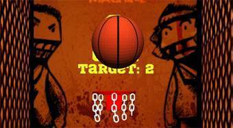 Crazy Basketball Machine - online game | Mahee.com