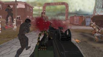 Battle Swat vs Zombies | Free online game | Mahee.com
