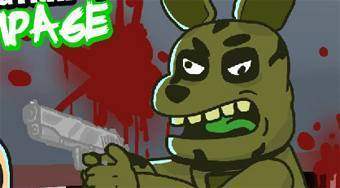 Springtrap's Rampage - online game | Mahee.com