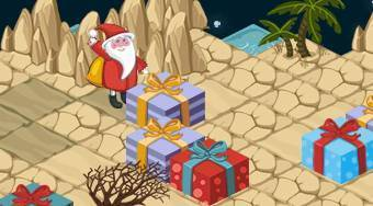 Xmas Trouble - online game | Mahee.com