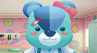 Teddy Bear Emergency Doctor - online game | Mahee.com