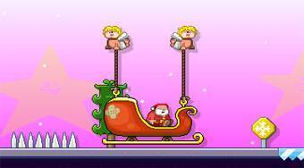 Santa Run 3 - online game | Mahee.com
