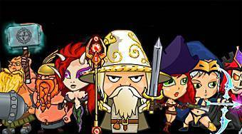 Epic Clicker Saga of Middle Earth | El juego online gratis | Mahee.es