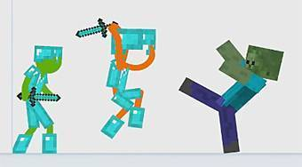 Animation vs. Minecraft | Mahee.com