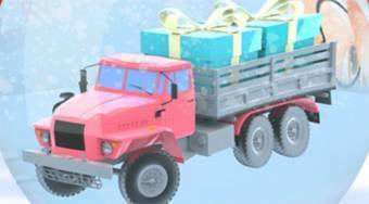 Santa's Toy Parking Mania | Mahee.com