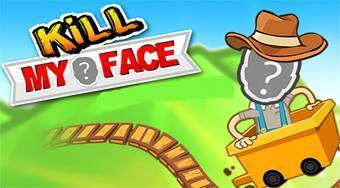 Kill My Face - online game | Mahee.com