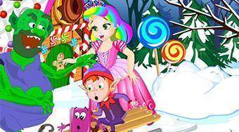 Princess Juliet Winter Escape - Le jeu | Mahee.fr