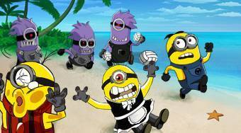 Minions Ball - online game | Mahee.com
