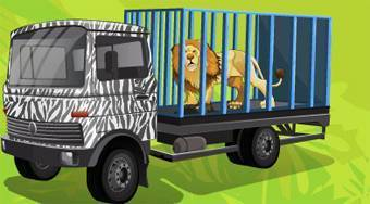 Zoo Parking - online game | Mahee.com