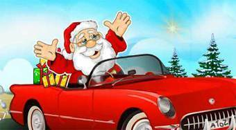 Santa Super Drift - Game | Mahee.com