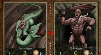 Battle Card Epic 2 - Le jeu | Mahee.fr