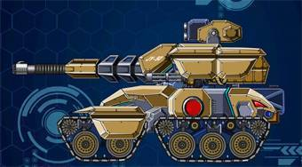 Robot Tank | Free online game | Mahee.com