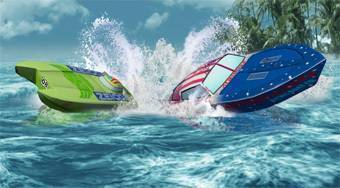 Speedboat Racing - Game | Mahee.com