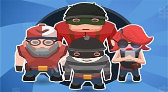 Team of Robbers 2 | Free online game | Mahee.com