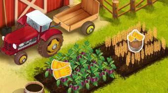 Riley's Farm | Free online game | Mahee.com