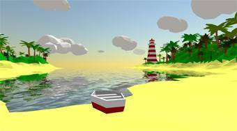 Treasure Hunt 3D - online game | Mahee.com