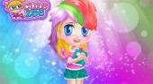 My Little Ponny Hairstyles