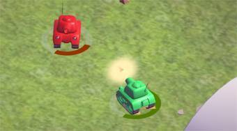 2 Player Tanks | Free online game | Mahee.com