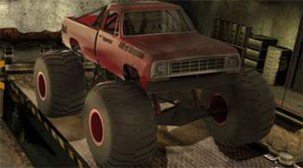 Monster Truck Nitro Stadium - Game | Mahee.com