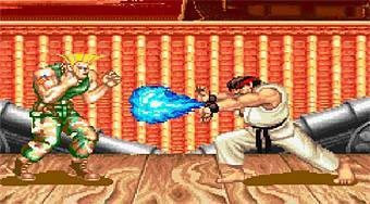 Street Fighter II - Game | Mahee.com