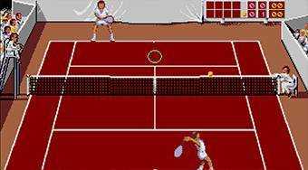 Jimmy Connors Pro Tennis Tour - online game | Mahee.com