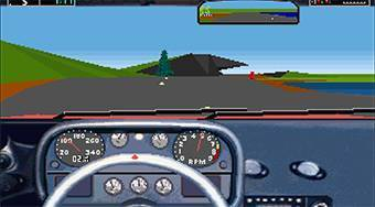 Test Drive III | Free online game | Mahee.com
