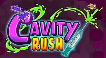 Cavity Rush - online game | Mahee.com