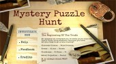 Mystery Puzzle Hunt : A Realistic Riddle Game