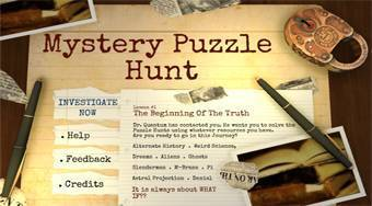 Mystery Puzzle Hunt : A Realistic Riddle Game | Mahee.com