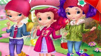 Strawberry Shortcake Fashion - Game | Mahee.com