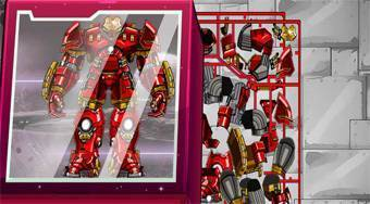 Iron Man Hulkbuster - Game | Mahee.com