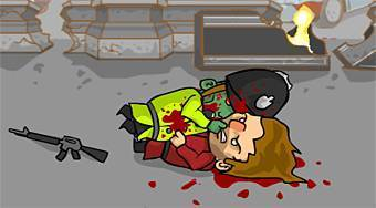 Zombie Cops of London | Free online game | Mahee.com