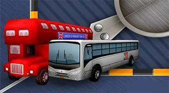 Bus Parking 3D World | Free online game | Mahee.com
